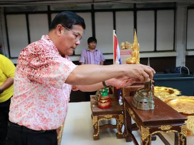 สืบสานประเพณีไทย เทศกาลสงกรานต์ 2562